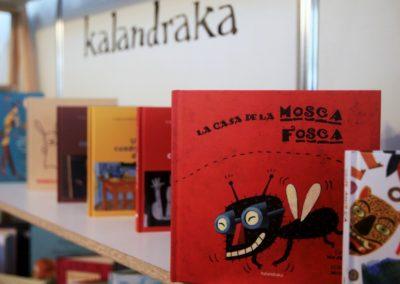 Petita fira de contes i àlbums il·lustrats 2018