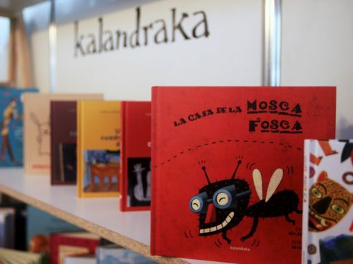 Petita fira de contes i àlbums il·lustrats 2019