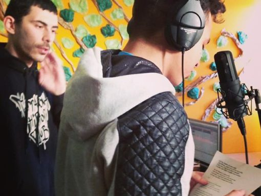 Taller de Rap-Poesia Moderna