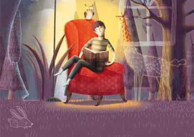 """""""L'art, la paraula i la lectura en la 1a infantesa"""""""