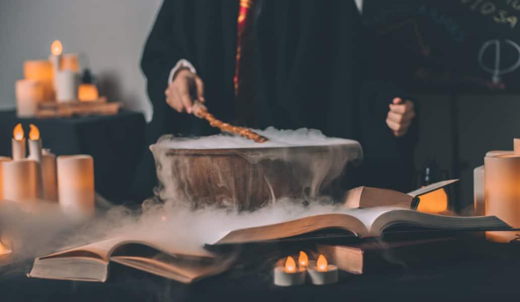 Escape hall: les claus misterioses de Harry Potter