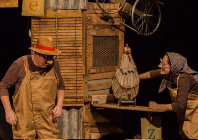 """Espectacle """"La gallina dels  ous d'or"""""""