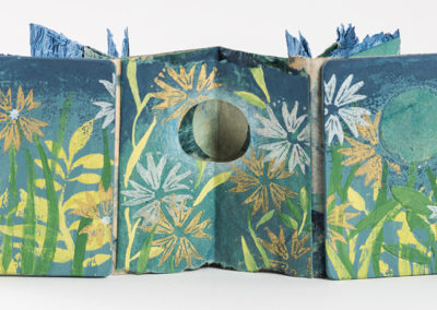 """Taller llibre d'artista """"El jardí de la meva ment"""""""